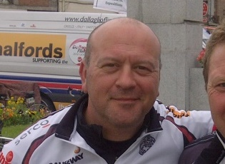 Ian Hackeson