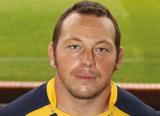 Steve Thompson MBE